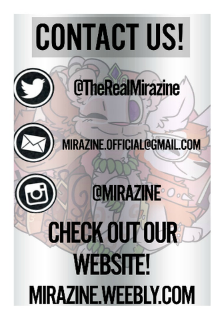 Mirazine Issue No. 2