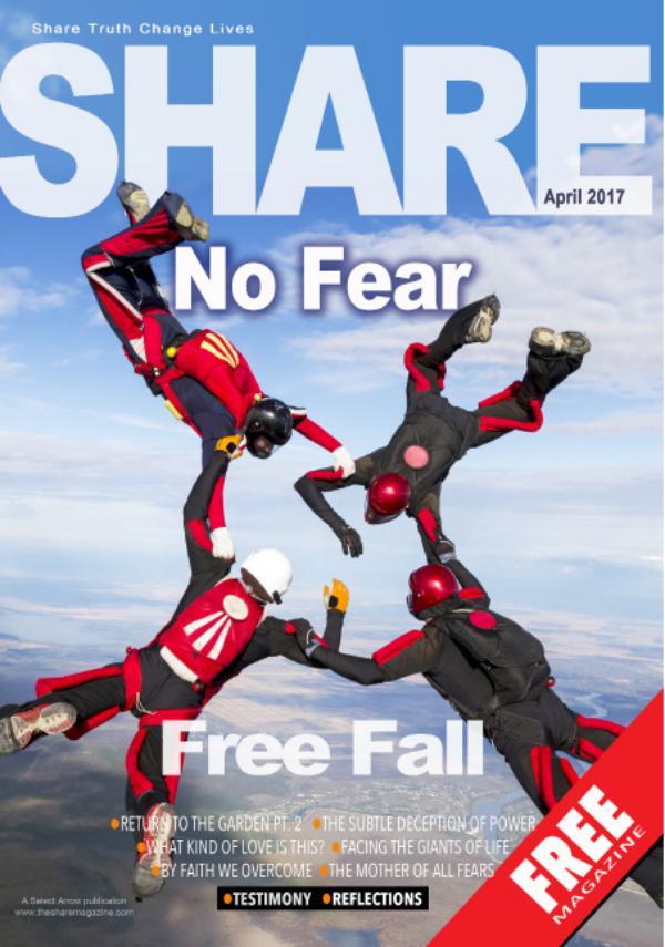 SHARE Magazine April 2017