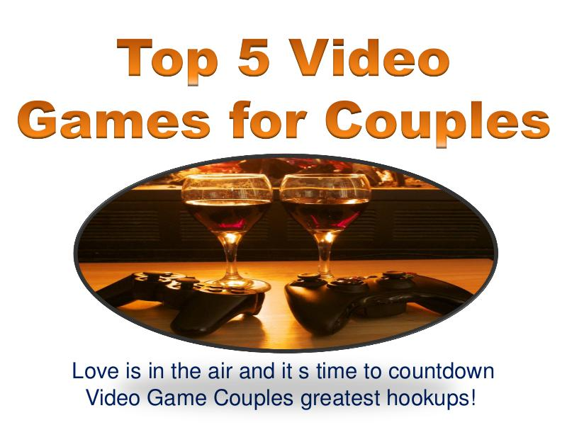 Top 5 Video Games for Couples 1
