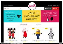 Express Mascots - Luxury Character Mascots Online
