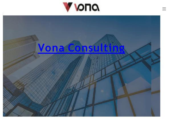 Vona Consulting China Manufacturing Company 1