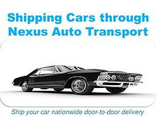 Shipping Cars through Nexus Auto Transport