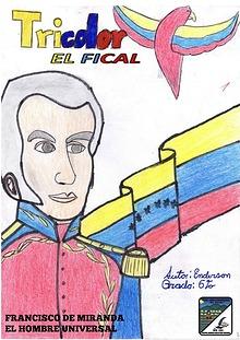 Revista Tricolor El Fical, NER 505 Circuito 3, Municipio Andrès Bello