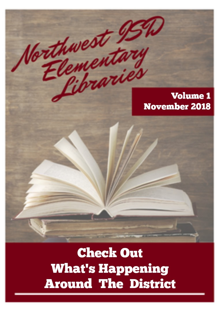 Northwest ISD Elementary Libraries Volume 1