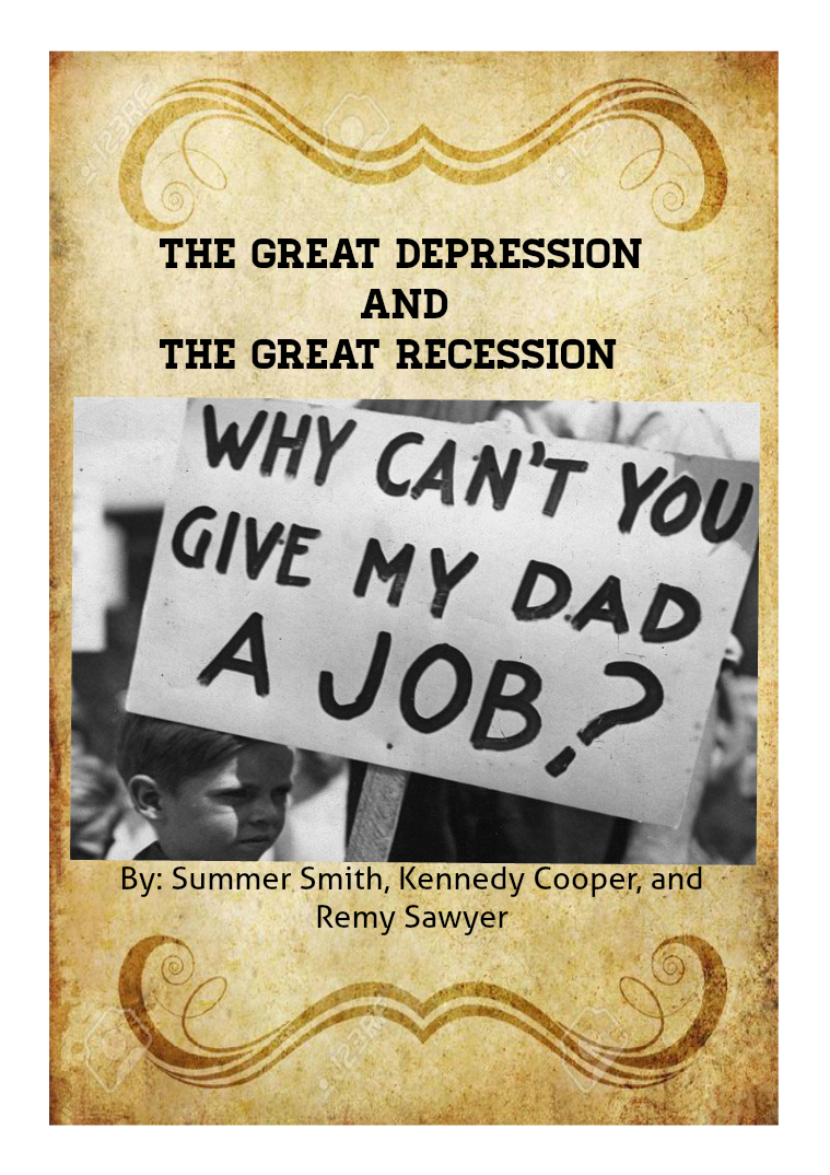 Great Depression & Recession Great Depression and Recession