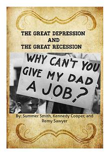 Great Depression & Recession