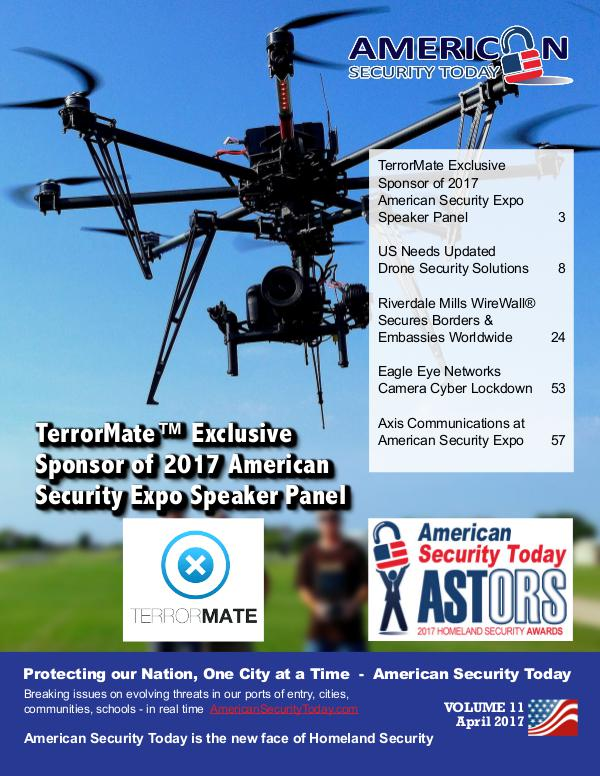 AST Digital Magazine April 2017 April 2017