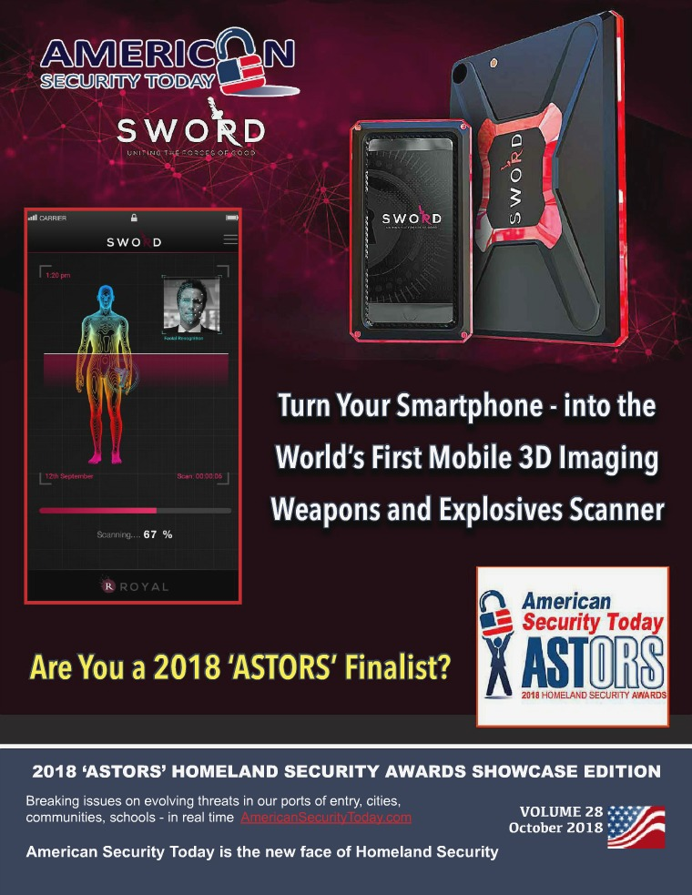 October 2018 AST 'ASTORS' Finalist Edition Oct 2018 AST Magazine Final (10.16.18)