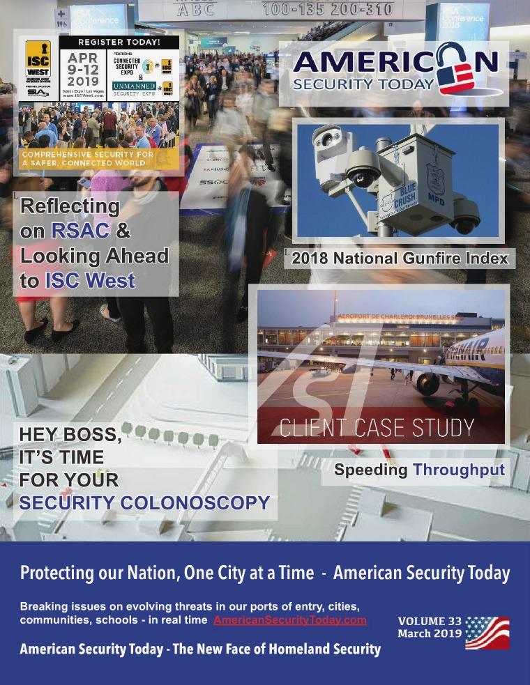 March 2019 AST Magazine March 2019 AST Magazine