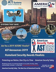 AST October 2019 Finalists Edition