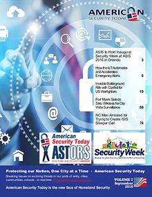 American Security Today September Digital Magazine