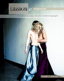 Lazagne art magazine