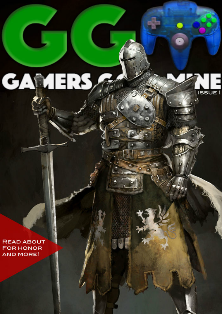 "Gamer's Gold Mine - ""For Honor!"" - March 2016 March, 2016"