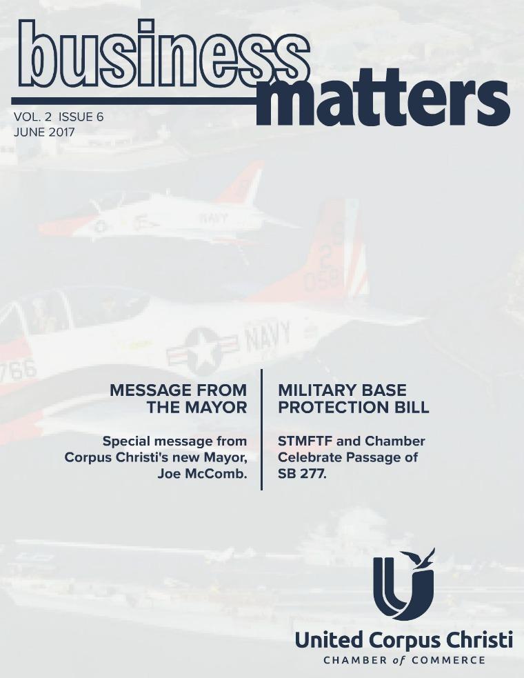 Business Matters June 2017