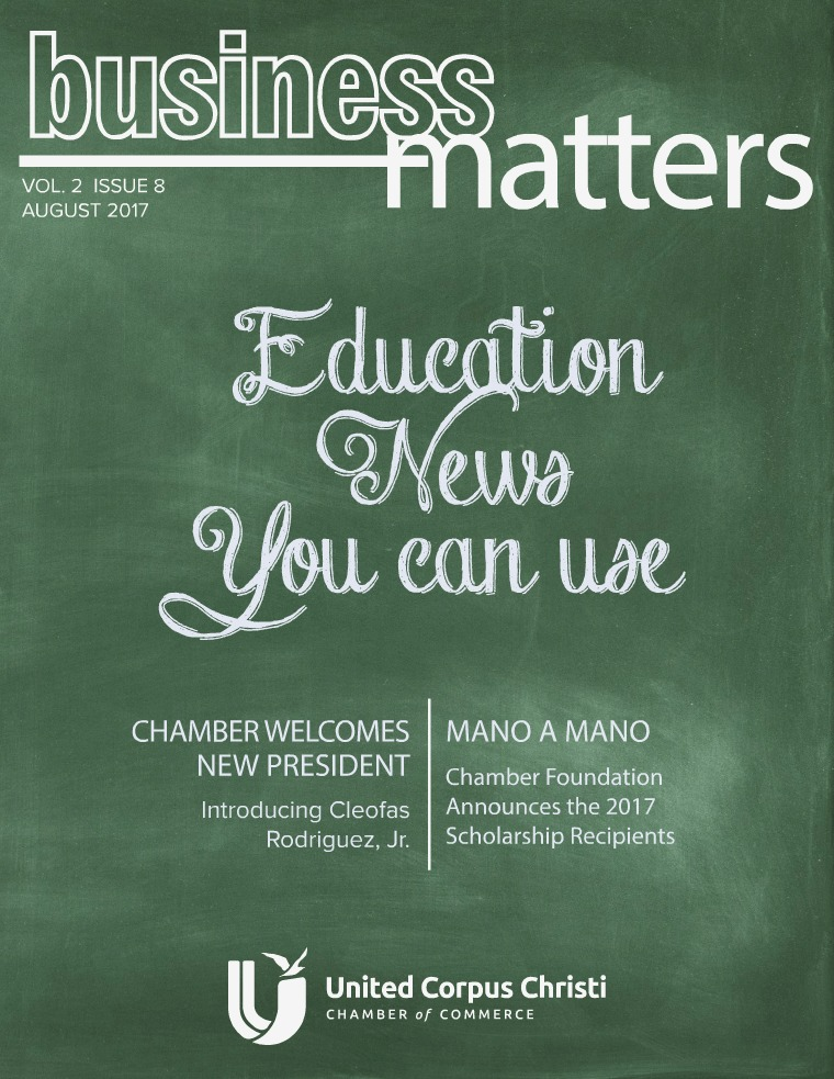 Business Matters August 2017
