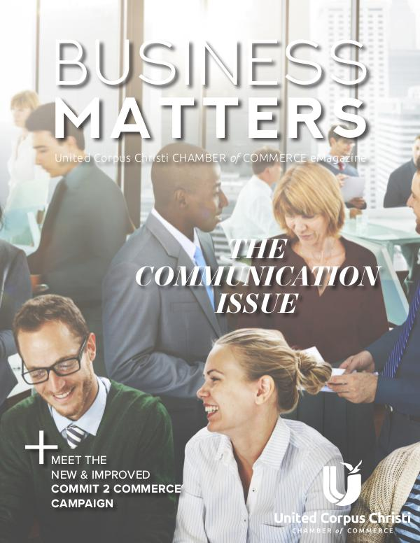 Business Matters March 2018