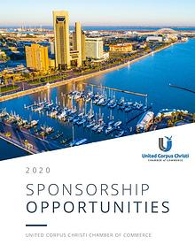 2020 Sponsorship Opportunities Guide