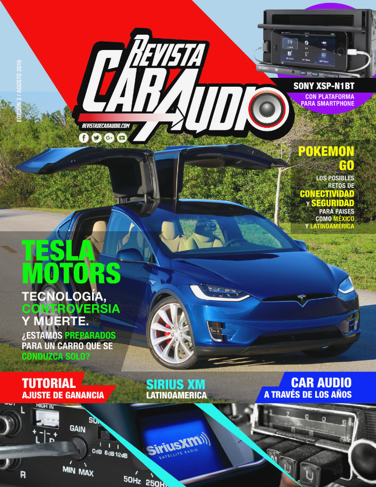 Revista Car Audio Audioonline Agosto 2016
