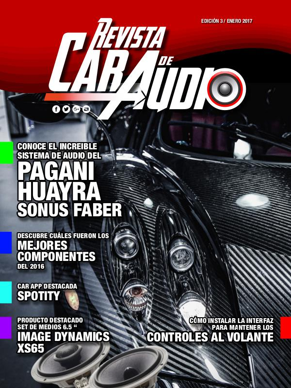Revista Car Audio Audioonline Enero 2017