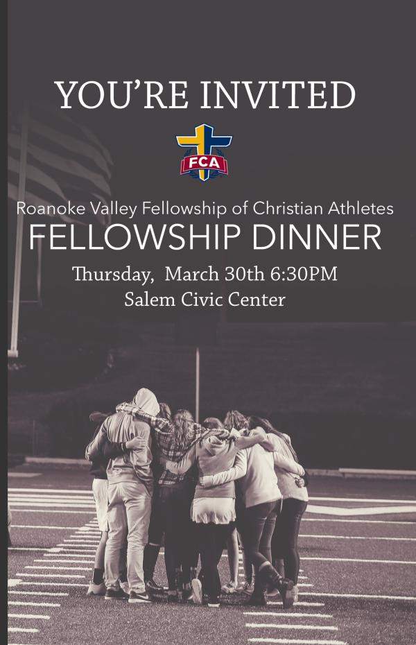 FCA Invitation Event Details