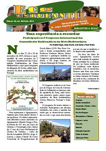 Jornal ECOESTUDANTIL jan. 2016