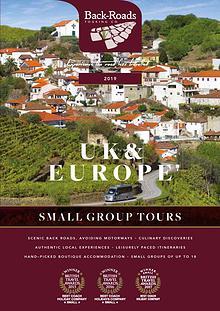 Back-Roads Touring UK & Europe 2019