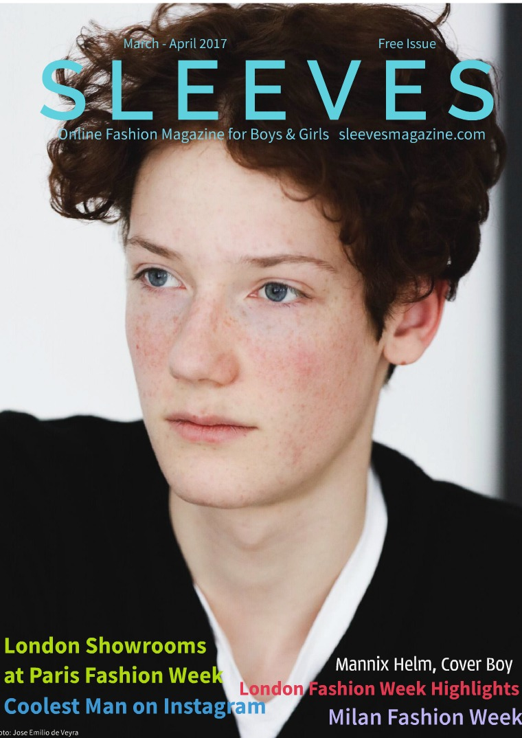 Sleeves Magazine March-April 2017