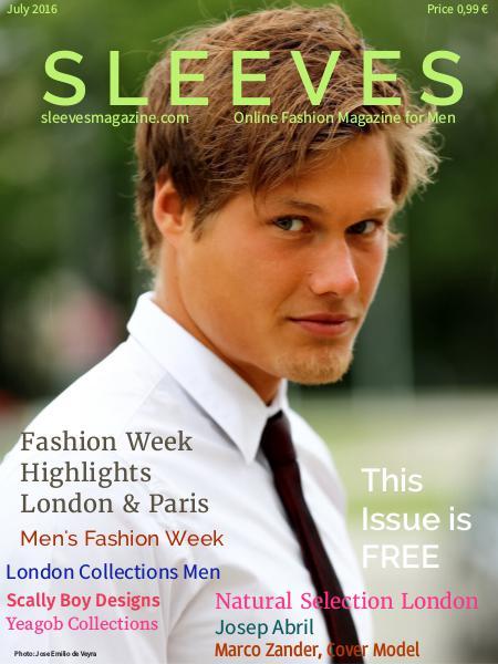 Sleeves Magazine July 2016