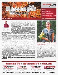 Mid-County Newsletter