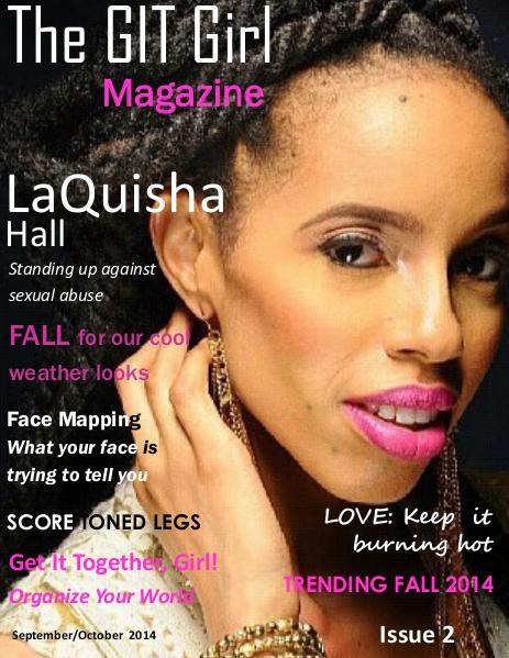 The GIT Girl Magazine Volume II: September/October 2014