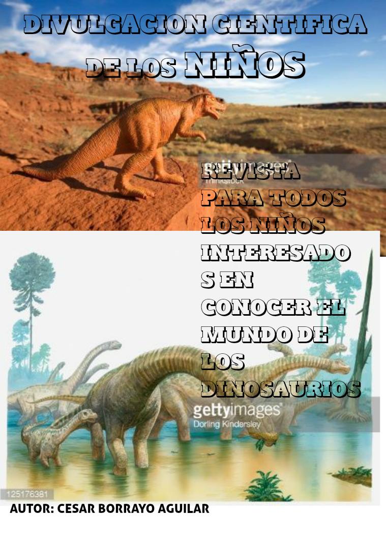 DIVULGACIÓN CIENTÍFICA PARA NIÑOS PRIMER EDICION