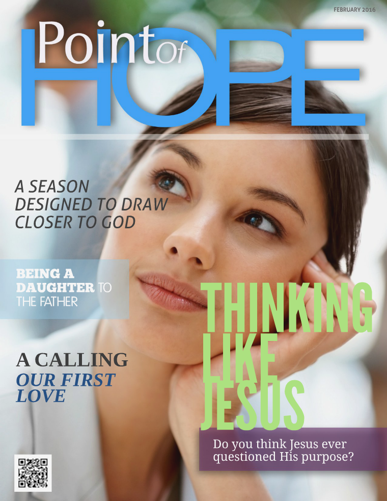 Point Of Hope - Issue26 - February 2016 February 2016