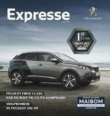 Maibom Peugeot Aalborg