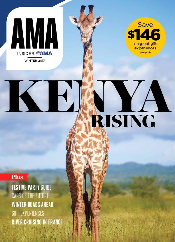 AMA Insider Winter 2017/ Over 40
