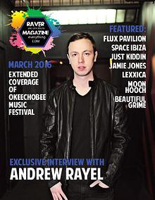 Raver Magazine - March Edition 2016