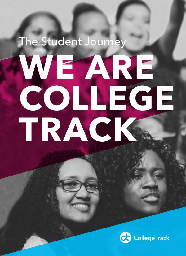 College Track Student Journey Book Student Journey Book 2019