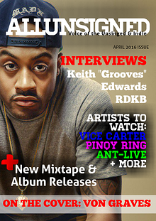 ALLUNSIGNED® Magazine