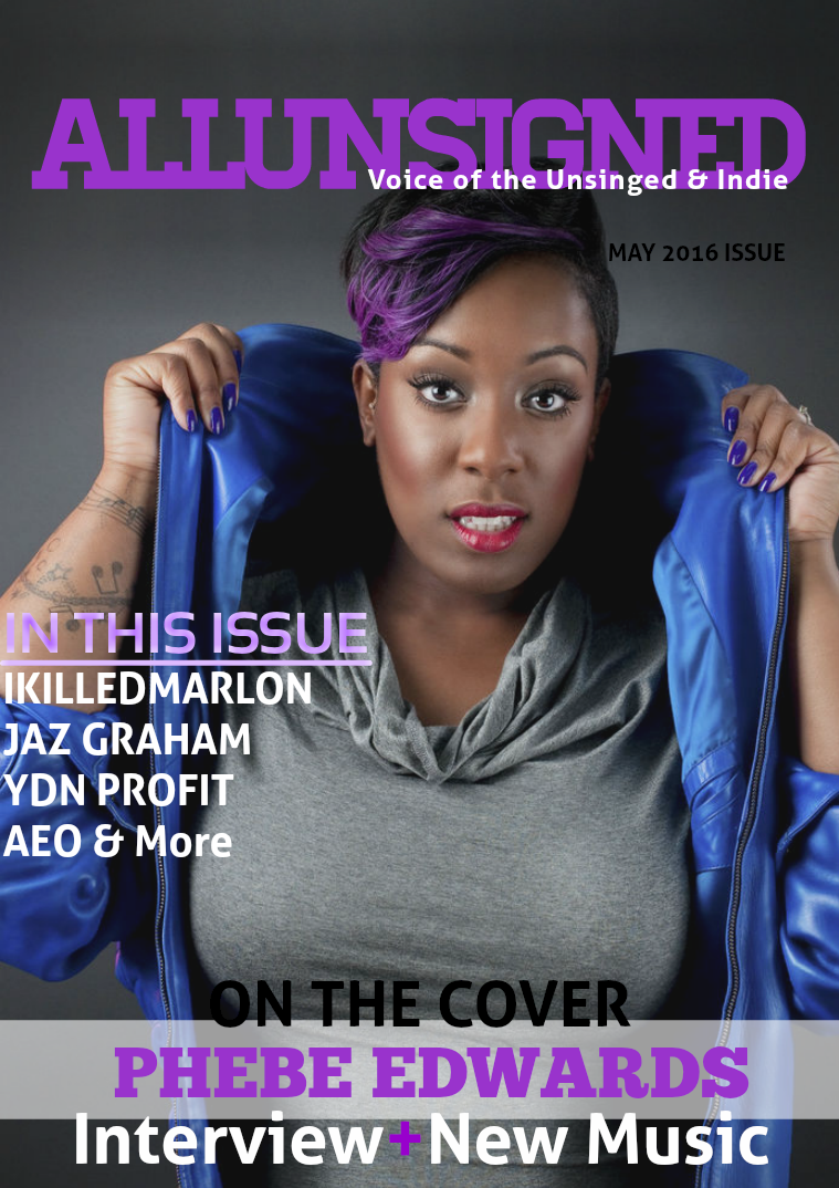 ALLUNSIGNED® Magazine May 2016 Vol. 5.16
