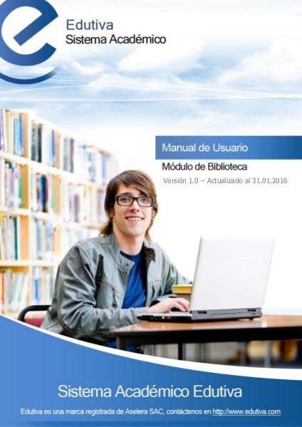 Manual de Biblioteca Enero 2016