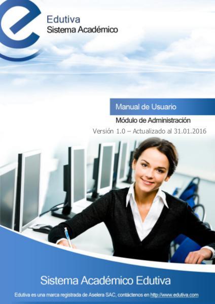 Manual de Administración y Configuración Enero 2016