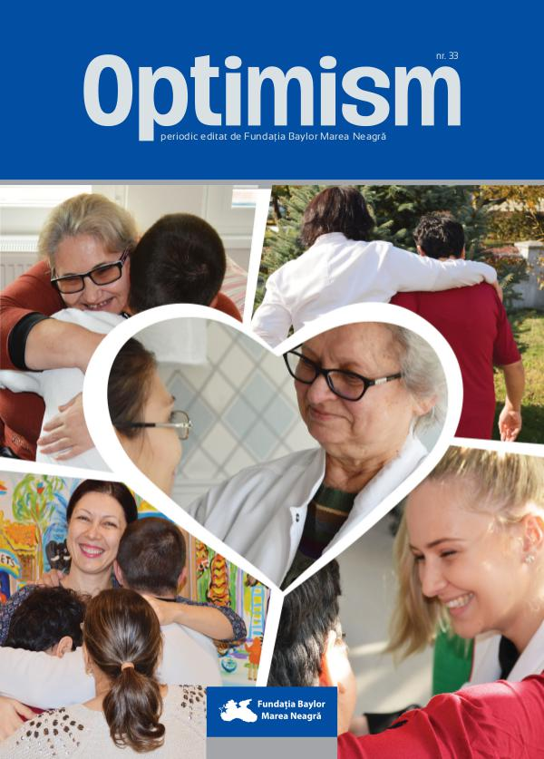 Revista Optimism nr. 33/2017 Baylor nr 33 FINAL