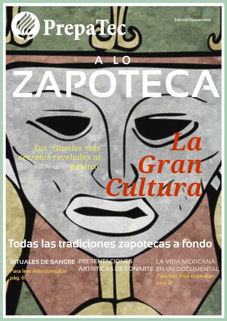 A LO ZAPOTECA 1