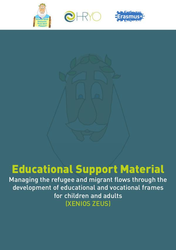 Educational support material - Nonformal educational activities HRYO EN