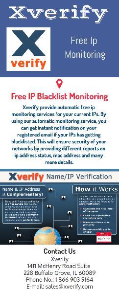 Free IP Monitoring Feb 2016