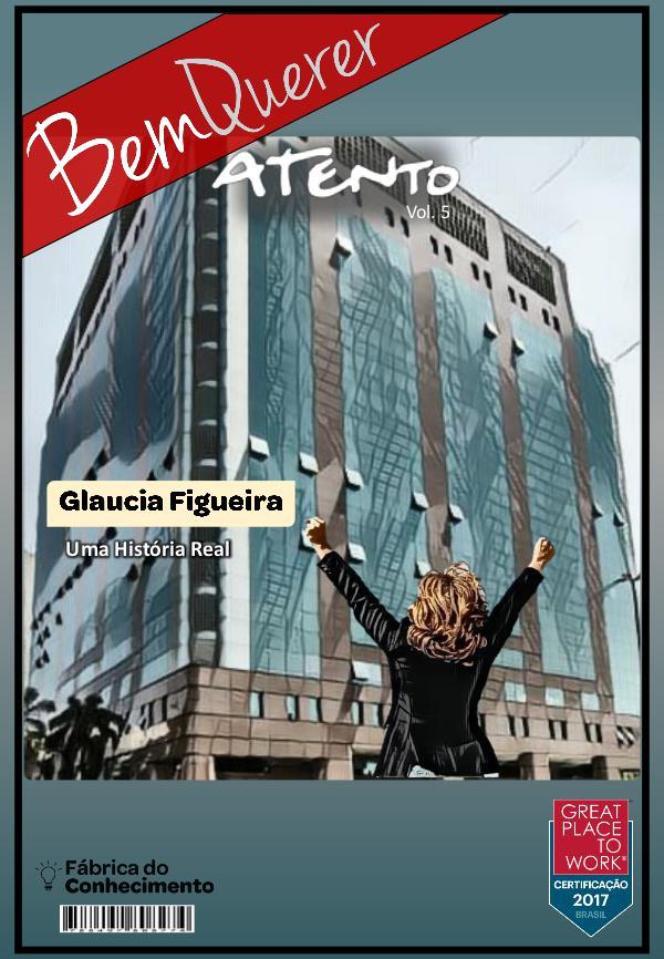 Graphic Novel - Glaucia Aparecida Siqueira | Volume 5 GN Glaucia
