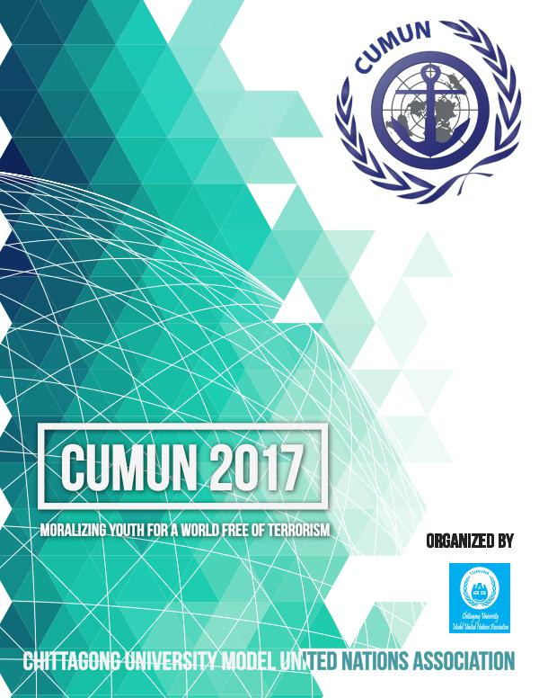 CUMUN Magazine Issue 3 CUMUN 2017