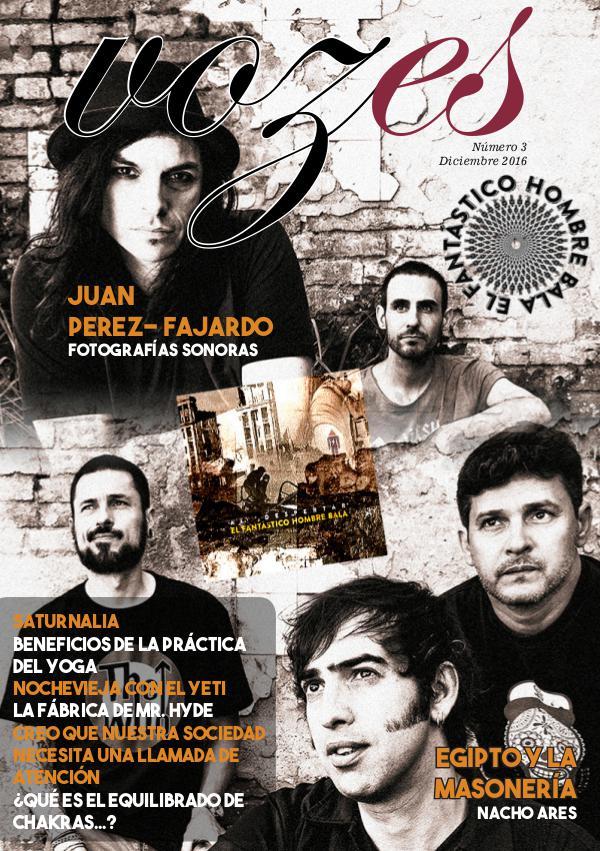 Revista Vozes. 3
