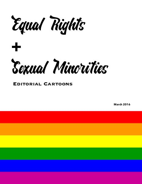 Equal Rights + Sexual Minorities 1