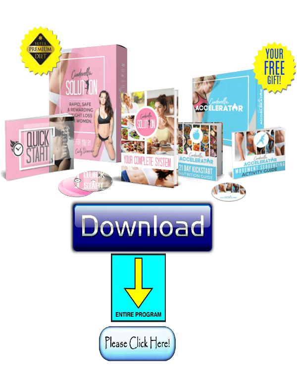THE CINDERELLA SOLUTION PDF FREE DOWNLOAD COMPLETE SYSTEM