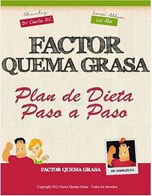FACTOR QUEMA GRASA PDF DESCARGA GRATIS